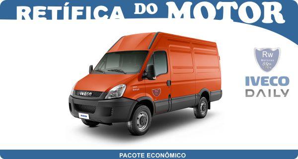 Retífica de Motor Iveco Daily Pacote Econômico