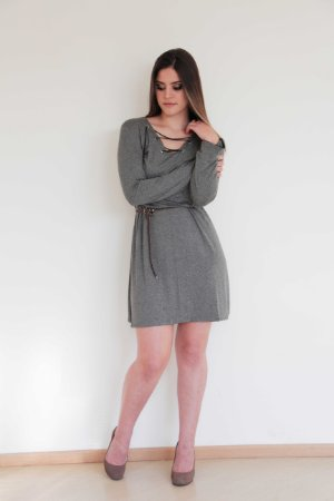 Vestido Lace Up