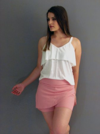 Shorts Pala Linho