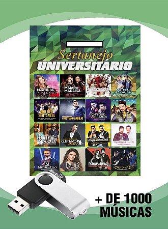 PEN DRIVE GRAVADO COM MAIS DE 700 MUSICAS COMPLETAS