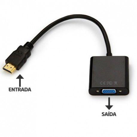 ADAPTADOR HDMI X VGA