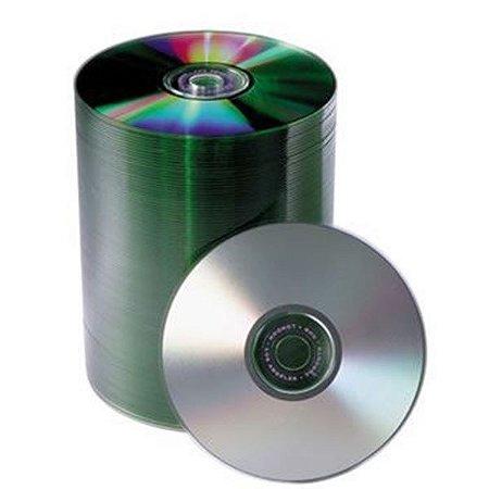 CD-R Virgem 700mb Pronto pra Gravar