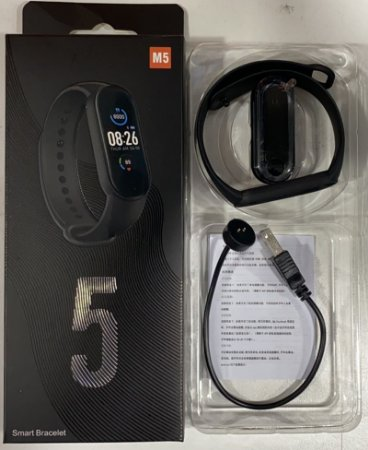 SmartBand M5 2020