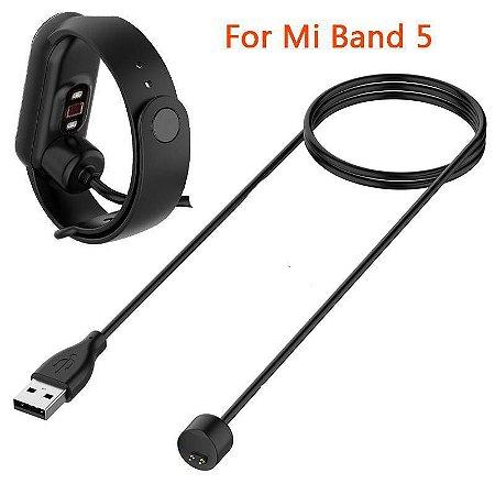 Carregador USB para Xiaomi Mi band 5