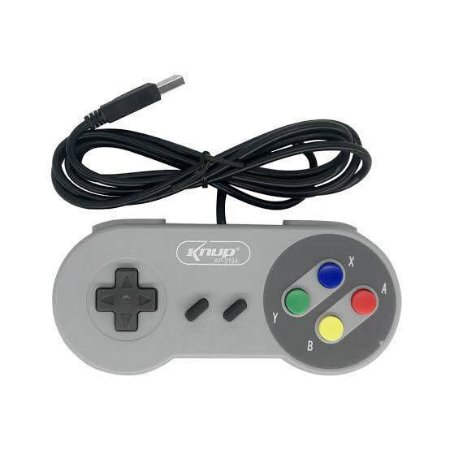 Controle Super Nintendo Knup Kp-3124