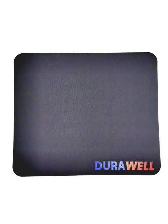 Mouse Pad Preto DuraWell 503A 21mm*25mm*0.3mm