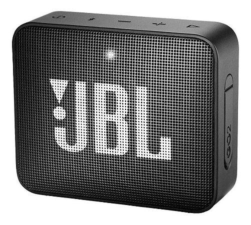 Caixa de som JBL Go 2 portátil Bluetooth Original - Revendedor Oficial Harman JBL