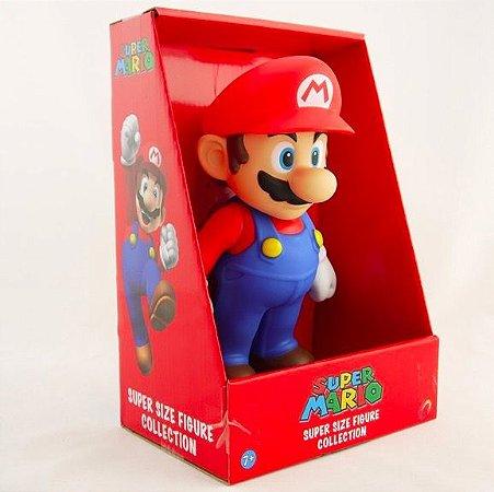 Boneco Mario Bros 23cm Action Figure Original