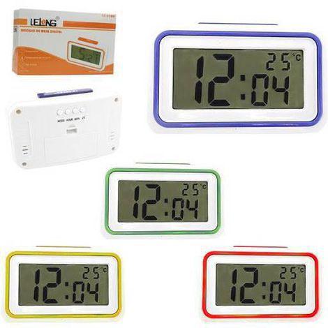 Relógio digital Lelong LE8100 Com Relatório de hora