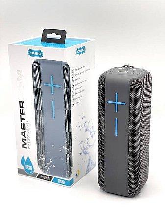 Caixa De Som 10W Resistente a água IPX6 Bateria Até 8 Horas Kimaster Original K450