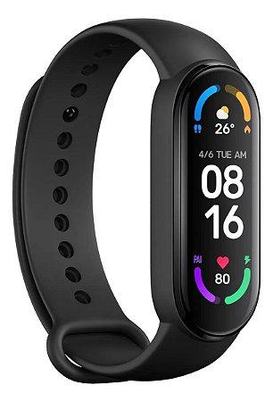 Relogio Xiaomi Mi Band 6 Pulseira Band 6 Global Smartwatch Inteligente