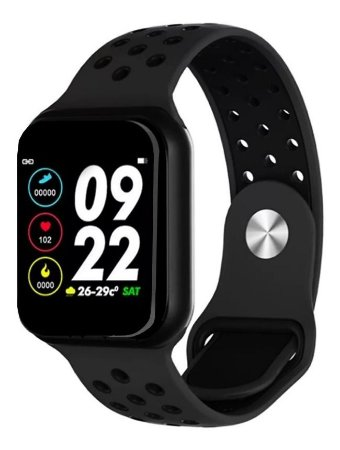 Relógio Smartwatch Touch F8 Sport Fitnes Android E Ios