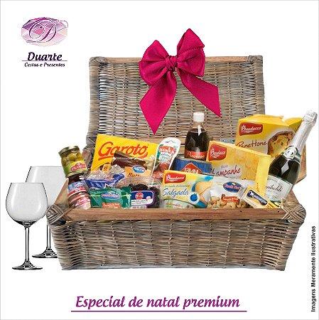 Cesta Especial de Natal Premium