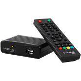 Conversor digital de TV com gravador CD 700