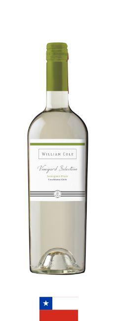 WILLIAM COLE VINEYARD SELECTION SAUVIGNON BLANC