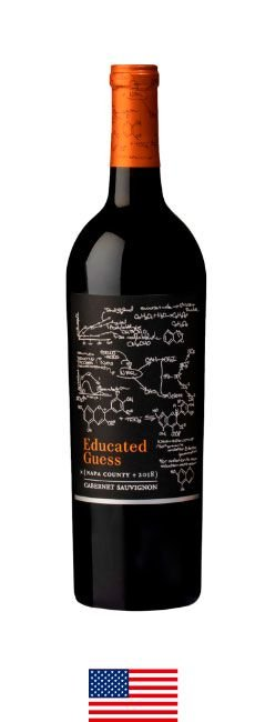 EDUCATED GUESS X CABERNET SAUVIGNON