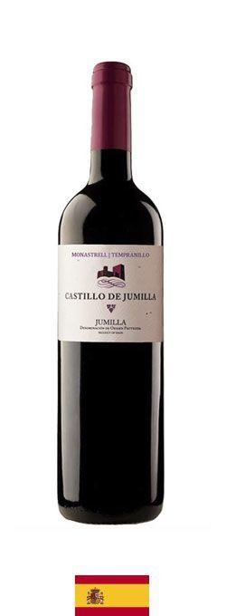 CASTILLO DE JUMILLA TEMPRANILLO/MONASTRELL