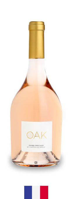 CHATEAU DE BRIGUE ROSE OAK