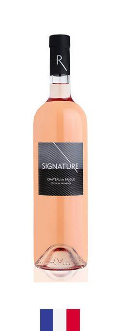 CHATEAU DE BRIGUE ROSE SIGNATURE