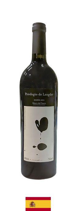 PRIVILEGIO DE LANGDAR RESERVA
