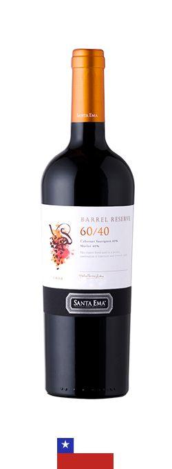SANTA EMA BARREL RESERVE 60/40