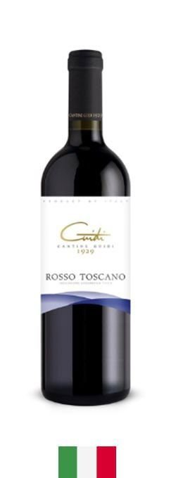 CANTINE GUIDI ROSSO TOSCANO IGT