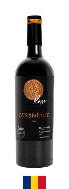 BYZANTIUM ROSSO
