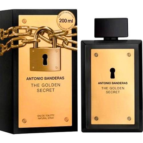 Perfume Antonio Banderas Golden Secret Eau de Toilette