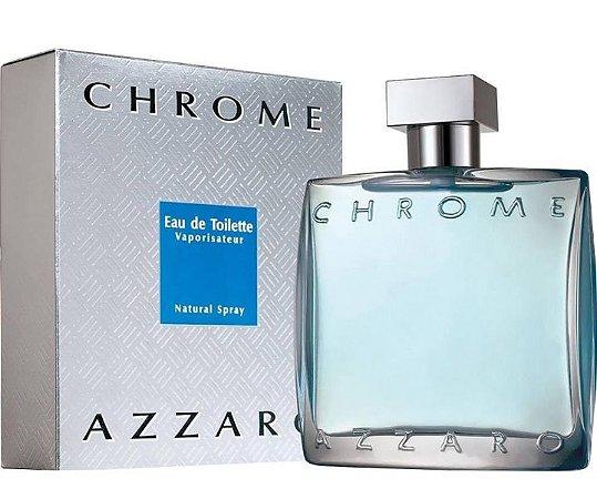 Perfume Azzaro Chrome Eau de Toilette