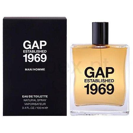 Perfume Gap 1969 Established Eau de Toilette
