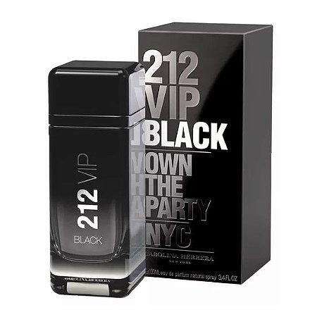 Perfume Carolina Herrera 212 Vip Black Eau de Parfum