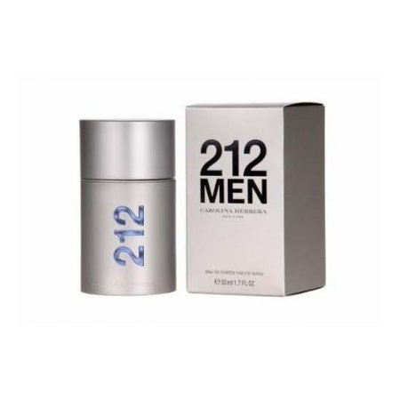 Perfume carolina herrera 212 eau de toilette 50ml