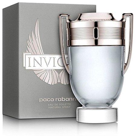 Perfume paco rabanne invictus eau de toilette 100ml