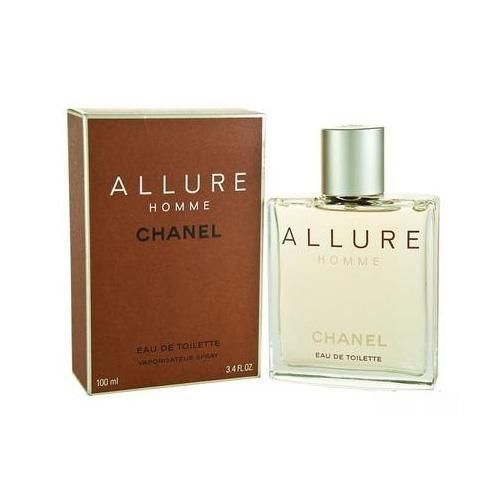 Perfume chanel allure eau de toilette 50ml