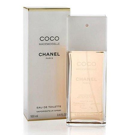 Perfume chanel mademoiselle eau de toilette 50ml
