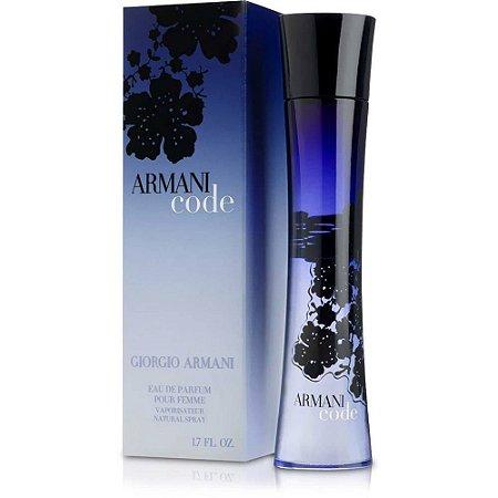 Perfume giorgio armani code eau de parfum 50ml