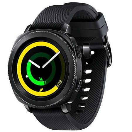 Relogio Smartwatch Samsung Gear Sport S3 Preto