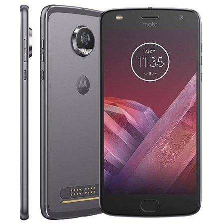 Celular Motorola Moto Z2 Play Grafite