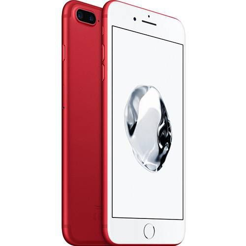 Celular apple iphone 7 128gb vermelho