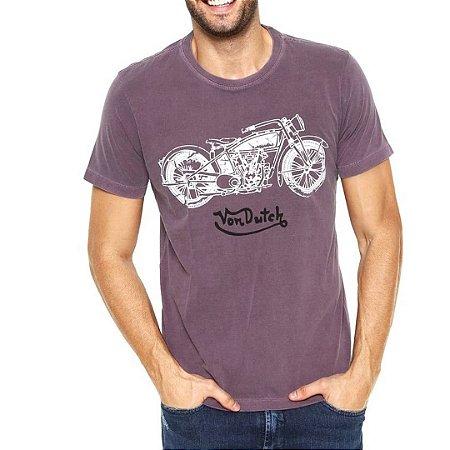 Camiseta Von Dutch