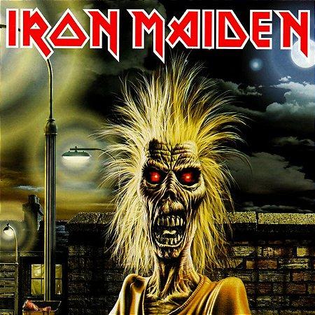 CD IRON MAIDEN - IRON MAIDEN (NOVO/LACRADO)