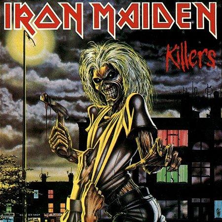 CD IRON MAIDEN - KILLERS (NOVO/LACRADO)