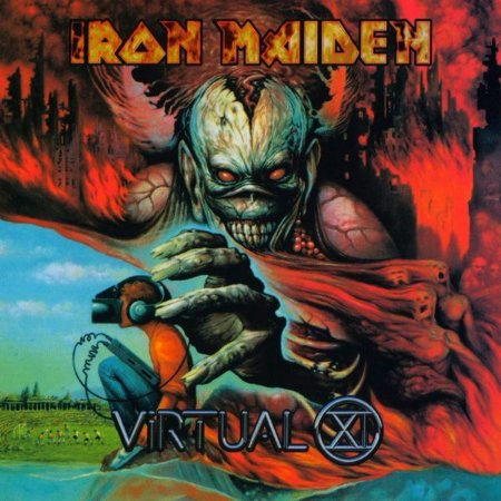 CD IRON MAIDEN - VIRTUAL XI (NOVO/LACRADO)
