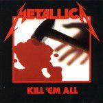 CD METALLICA - KILL 'EM ALL (NOVO/LACRADO)