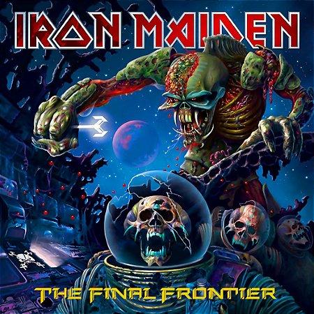 CD IRON MAIDEN - THE FINAL FRONTIER (NOVO/LACRADO)