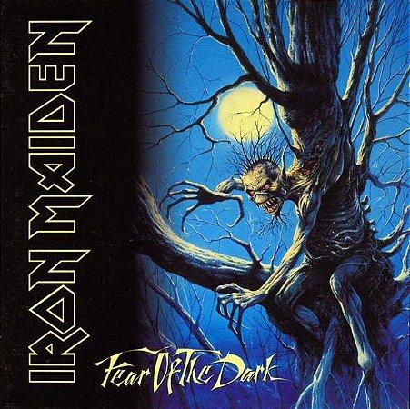 CD IRON MAIDEN - FEAR OF THE DARK (ENCHANCED EDITION) (NOVO/LACRADO)