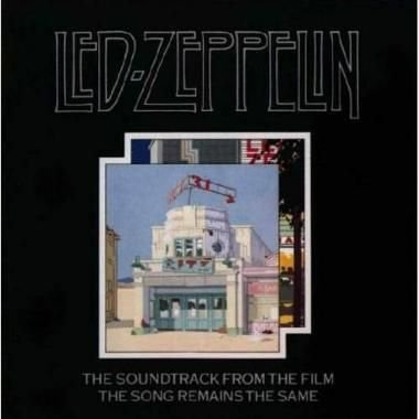 CD Led Zeppelin – The Song Remains the Same (1976) (USADO)