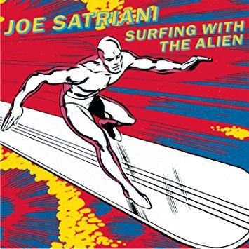 CD Joe Satriani - Surfing with the Alien (USADO)