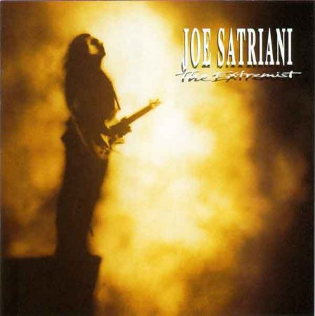 CD Joe Satriani - The Extremist  (USADO)
