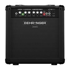 Amplificador Guitarra Behringer Vt15cd